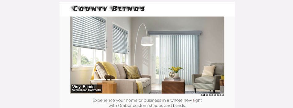 County Blinds